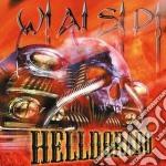 HELLDORADO/Ristampa Digipack cd musicale di W.A.S.P.