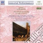 Notte a venezia cd musicale di Johann Strauss