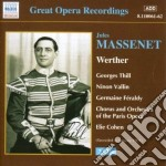 Werther cd musicale di Jules Massenet