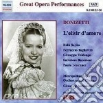 Donizetti g.-2cd cd musicale di Gaetano Donizetti
