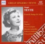 French songs & arias cd musicale di TEYTE