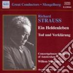 Vita d'eroe op.40, morte e trasfigurazio cd musicale di Richard Strauss