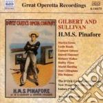 H.m.s. pinafore cd musicale di GILBERT & SULLIVAN