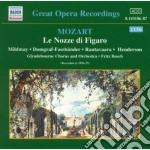 Le nozze di figaro cd musicale di Wolfgang Amadeus Mozart