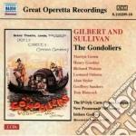 I gondolieri cd musicale di Gilbert & sullivan
