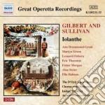 Iolanthe cd musicale di Gilbert & sullivan
