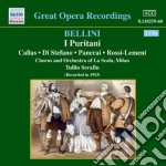 I puritani cd musicale di Vincenzo Bellini