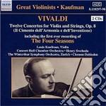 4 stagioni, concerti per violino op.8
