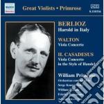 Aroldo in italia cd musicale di Hector Berlioz