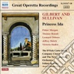 Princess ida, the gondoliers (estratti) cd musicale