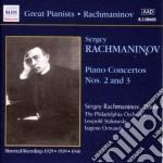 Concerto x pf n.2 op.18, n.3 op.30 cd musicale di Sergei Rachmaninov