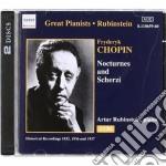 Chopin nocturnes cd musicale di RUBINSTEIN
