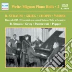Vol.2: 1905-1015 cd musicale di Welte-mignon piano r