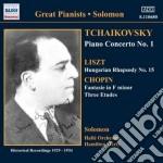 Concerto x pf n.1 op.23 cd musicale di Ciaikovski pyotr il'