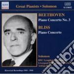 Concerto x pf n.3 op.37 cd musicale di Beethoven ludwig van