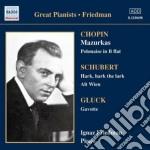 Mazurche, polacca in si bemolle cd musicale di Fryderyk Chopin