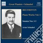Opere per pianoforte (integrale), vol.1: cd musicale di Beethoven ludwig van