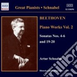 Opere per pianoforte (integrale) , vol.2 cd musicale di Beethoven ludwig van