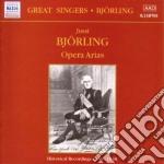 Opera arias cd musicale di Jussi BjÖrling