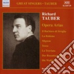 Tauber Richard - Opera Arias, Vol.1 cd musicale di Richard Tauber
