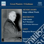 Beethoven Ludwig Van - Sonata Per Violino N.9