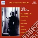Complete grammophone company recordings, cd musicale di Nellie Melba
