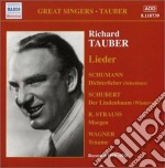 Lieder portrait cd musicale di Richard Tauber