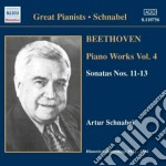 Opere per pianoforte (integrale), vol.4: cd musicale di Beethoven ludwig van