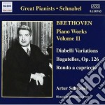 Opere per pianoforte (integrale), vol.11 cd musicale di Beethoven ludwig van