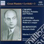 Ballate, preludi e valzer cd musicale di Fryderyk Chopin
