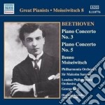 Concerto per pianoforte n.3 op.37, n.5 o cd musicale di Beethoven ludwig van