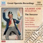 The sorcerer cd musicale di Gilbert & sullivan
