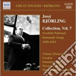Jussi Bjorling Collection Vol.7 cd musicale di Jussi BjÖrling
