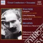 Estratti da lohengrin, il crepuscolo deg cd musicale di Richard Wagner