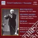 Sinfonia n.5 op.67 cd musicale di Beethoven ludwig van