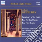 Brani orchestrali: in a persian market, cd musicale di Albert Ketelbey