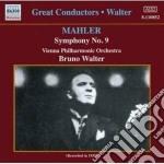 Mahler Gustav - Sinfonia N.9 cd musicale di Gustav Mahler
