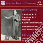 Beethoven Ludwig Van - Sinfonia N.5 Op.67, N.6 Op.68