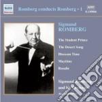 Romberg conducts romberg, vol.1 cd musicale di Sigmund Romberg
