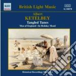 Opere per orchestra, vol.4:tangled tunes cd musicale di Albert KetÈlbey