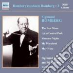 Romberg conducts romberg, vol.2 cd musicale di Sigmund Romberg
