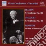 Mozart Wolfgang Amadeus - Sinfonia N.40 K 550 cd musicale di Wolfgang Amadeus Mozart
