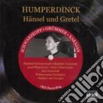 H????nsel und gretel cd musicale di Hengelbe Humperdinck