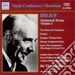 Opere x orchestra vol.1: 2 pezzi, eventy cd musicale di Frederick Delius
