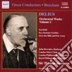 Opere x orchestra vol.2: the walk to the cd musicale di Frederick Delius