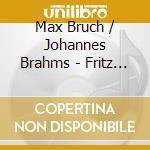 Bruch-brahms-violin conc. cd musicale di KREISLER