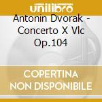Dvorak-brahms-cello concerto cd musicale di CASALS