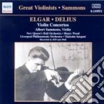 Concerto x vl cd musicale di Edward Elgar