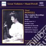 Integrale delle registrazioni, vol.2 cd musicale di Maud Powell