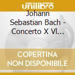 J.s.bach-violin conc.n.1&2 cd musicale di MENUHIM